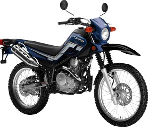 Yamaha XT250 Dual Purpose 2017