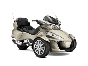 Can-Am Spyder® RT Limited 6-Speed Semi-Automatic (SE6) 2017