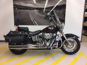 Harley-Davidson FLSTC - Heritage Softail® Classic 2011