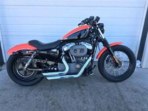 Harley-Davidson Sportster 1200 Nightster 2008