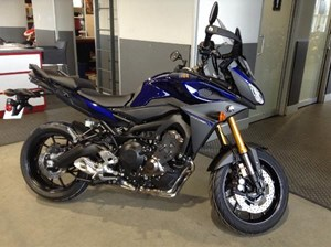 Yamaha FJ-09 ABS Dark Purplish Metallic Blue 2017