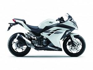 Kawasaki Ninja 300 ABS 2017