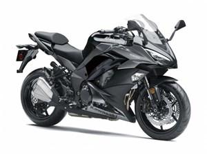 Kawasaki Ninja 1000 ABS Metallic Spark Black / Metallic Gra 2017