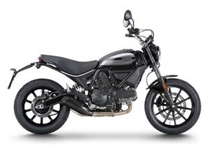 Ducati Scrambler Sixty2 Shining Black 2017