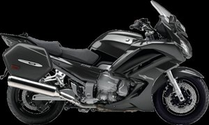 Yamaha FJR1300 Dark Metallic Gray 2016