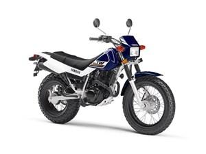 Yamaha TW200 2017