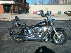 Harley-Davidson Heritage Softail Classic 2008