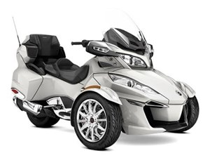 Can-Am Spyder RT Limited Pearl White 2017