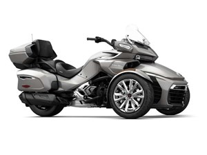 Can-Am Spyder F3 Limited Pure Magnesium Metallic 2017