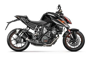 KTM 1290 Super Duke R Black 2017