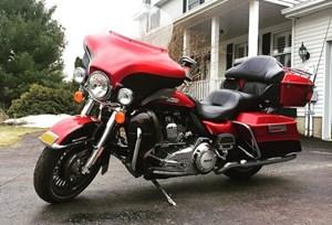 Harley-Davidson Electroglide Ultra Limited 2012