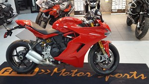 Ducati SuperSport S Red 2017