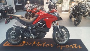 Ducati Multistrada 950 Red 2017