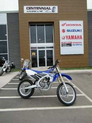 Yamaha YZ250FX 2015