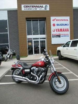 Harley-Davidson Dyna Fat Bob 2008