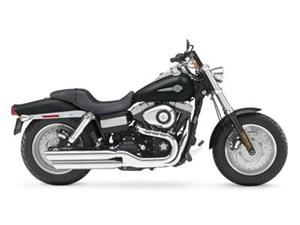 Harley-Davidson Dyna Fat Bob 2010