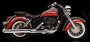 Honda Shadow Aero 2000