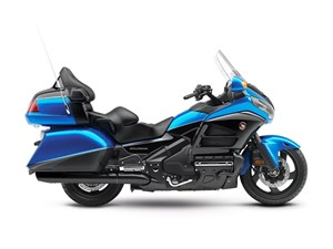 Honda Gold Wing Blue Metallic / Graphite Black 2017