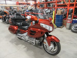 Honda GOLD WING AUDIO/COMF 2007