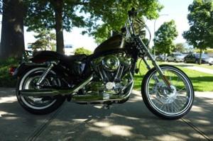 Harley-Davidson XL1200V Sportster 72 2013
