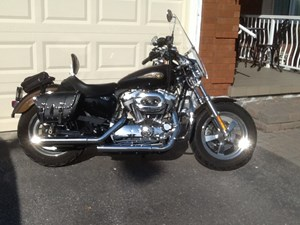Harley-Davidson Sportster 1200 C 2013