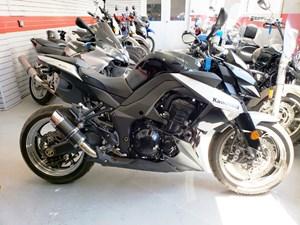 Kawasaki Z 1000 2010