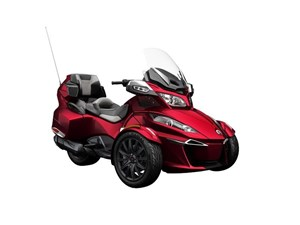 Can-Am Spyder RT-S SM6 Intense Red Pearl 2016