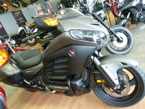 Honda Gold Wing F6B 2017