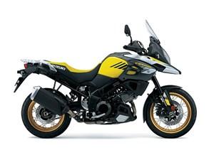 Suzuki V-Strom 1000XT ABS Yellow 2018