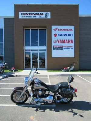 Harley-Davidson FLSTF Fat Boy 1998