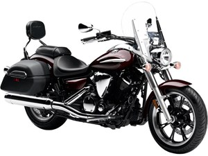 Yamaha V-Star 950 Tourer 2017