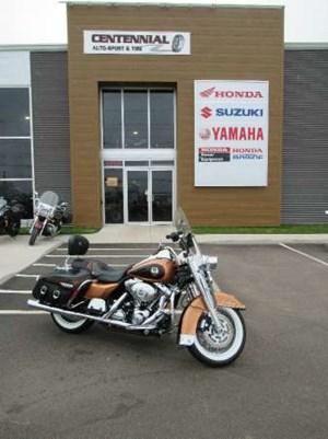 Harley-Davidson Road King Classic 2008