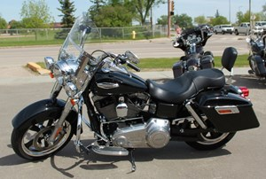 Harley-Davidson FLD - Dyna® Switchback™ 2012