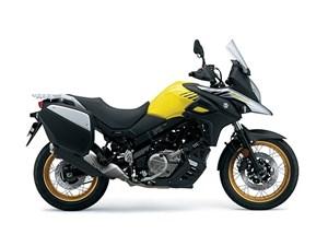 Suzuki V-Strom 650XT SE ABS - Yellow 2017
