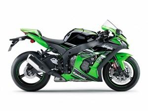 Kawasaki Ninja ZX-10R Kawasaki Racing Team Edition 2017