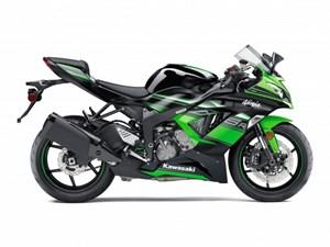 Kawasaki Ninja ZX-6R Kawasaki Racing Team Edition 2017