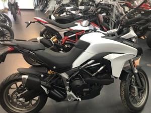 Ducati Multistrada 950 Star White Silk 2017