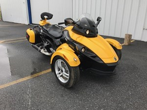 Can-Am SYDER RS SM5 2009