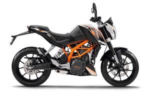 KTM 390 DUKE BLANC / 20$/sem garantie 2 ans 2016