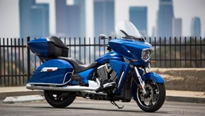 Victory Motorcycles CROSS COUNTRY TOUR / 60$/sem garantie 3 ans 2017