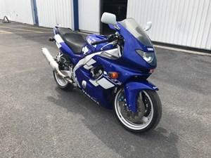 Yamaha yzf 600 1997