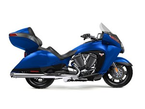 Victory Vision Blue Fire Gloss 2016