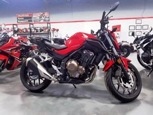 Honda CB500F 2017