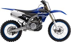 Yamaha YZ450FX 2018
