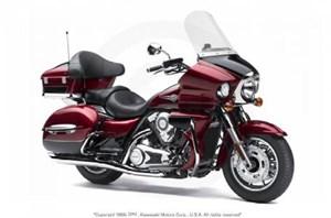Kawasaki Vulcan® 1700 Voyager® 2010