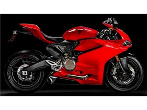 Ducati 959 Panigale Red 2016