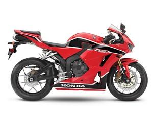 Honda CBR600RR 2017