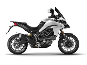 Ducati Multistrada 950 Star White Silk 2017