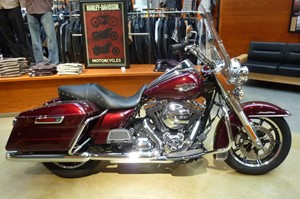 Harley Davidson FLHR Road King Demo 2014