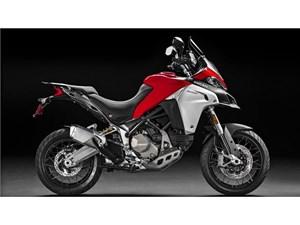 Ducati Multistrada 1200 Enduro Ducati Red 2016
